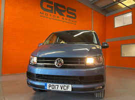 Volkswagen Transporter 2.0 TDI T32 BlueMotion Tech Highline Crew Van