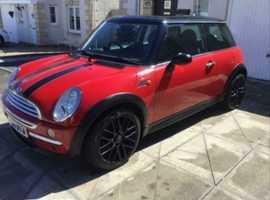 MINI, 2006 (06) Red, Manual Diesel, 135,000 miles