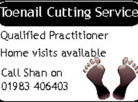 Toenail Cutting Service