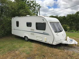 Caravan is great condition and a spacious layout