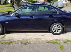 Mercedes C CLASS, 2010 (60) Blue Saloon, Manual Petrol, 132,000 miles