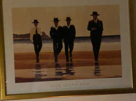 Beautiful jack vettriano paintings