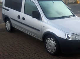 Vauxhall COMBO, 2010 (10) Silver MPV, Semi auto Diesel, 23,718 miles