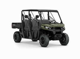 2019 CAN-AM TRAXTER MAX HD8 DPS *NEW*
