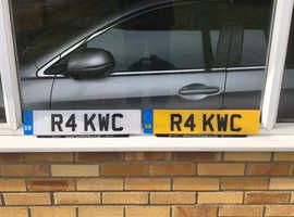 Personal Plate R4 KWC