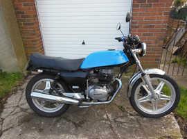 Classic Honda CB 400N Superdream