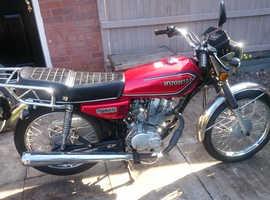 Honda cg 125 huoniao copy