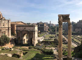 Private guided tours of Rome