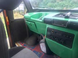 Ldv converted bus