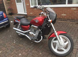 VF750C Magna Muscle Cruiser