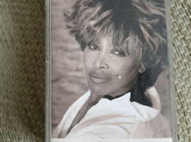 TINA TURNER ~ WHAT'S LOVE GOT TO DO WITH IT ON CASSETTE TAPE 1993