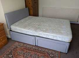 Brand New Divan Beds & Mattress All Sizes & Colors Available