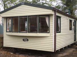 Willerby Westmoreland Holiday Home on Pen y Glol Caravan Park