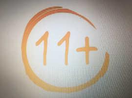 11 plus tutoring