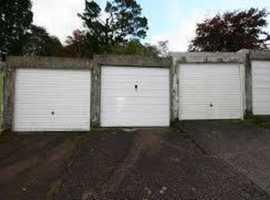 Wanted Garage to buy in Totnes