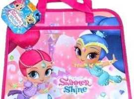 SHIMMER AND SHINE  DOODLE BOOK BAG