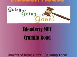 OPENING SOON CRUMLIN ROAD AUCTION HOUSE