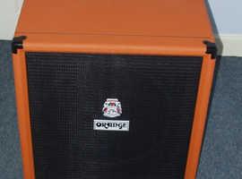 Orange Crush 100 Watt Bass Guitar Amplifier Combo *Mint*