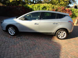 Beautiful Very Low Mileage Chrysler Delta, 2012 (12) Silver, Automatic Diesel
