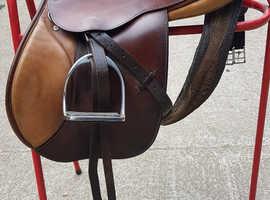 Lemetex GP Saddle