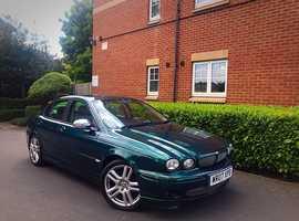 """2007 07 REG Jaguar X-Type 2.0 D Sport Premium 4dr """" HPI CLEAR """""""