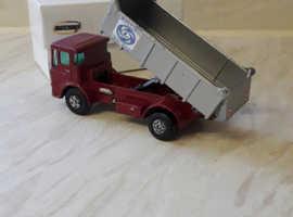 Matchbox model truck