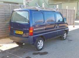 Suzuki Sj, 2004 (04) Blue Convertible, Manual Petrol, 113,748 miles