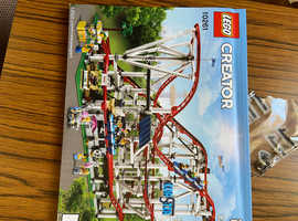 Lego Creator Rollercoaster
