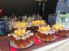 Licensed Mobile Bar by Jane for your wedding, party or wake