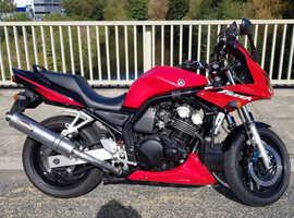 2002 Yamaha Fazer 600