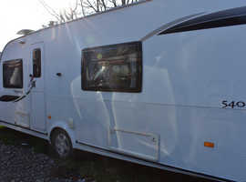 Elddis Odyssey 540 4 berth caravan *excellent conditon- lots of extras, motor mover, awning etc*