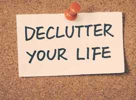 Need help de-cluttering?