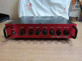 TC Electronic BQ250 Bass Head