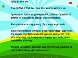 Arweinydd/ Leader Cylch Meithrin Llangyndeyrn