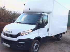Iveco Daily 35S14 Luton with Taillift 2016 54000 mls