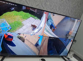Cctv and fully wireless intruder alarms