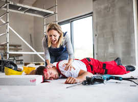 First Aid for Construction & Building