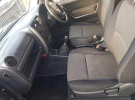Suzuki Jimny, 2005 (55) Black Estate, Manual Petrol, 73,000 miles