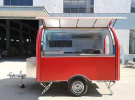 ERZODA/Catering trailer/food trailer/coffee trailer/2.8M