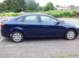 Ford Mondeo, 2009 (58) Blue Hatchback, Manual Diesel, 150,000 miles