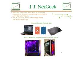 All Your I.T. Needs In One Place - I.T.NetGeek