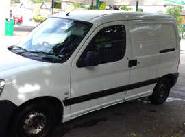 Peugeot Partner van for sale - private sale, £1200 no VAT