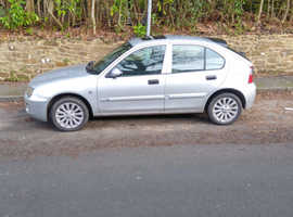Rover 25, 2006 (06) Silver Hatchback, Manual Petrol, 56,105 miles