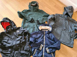 Coat Jacket (NEXT,GAP,THE NORTH FACE & H&M)