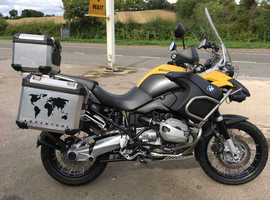 Mint condition BMW R 1200 GS ADVENTURE TU