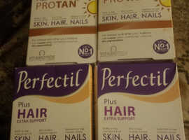 perfectil plus protan and perfectil plus hair extra support