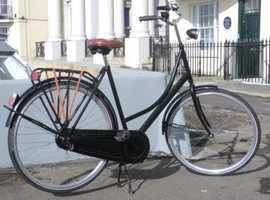 Vintage Dutch bike