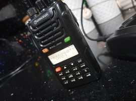 Wouxun KG-UVD1P Dual Band Transceiver Radio FM HAM CB  Amateur Radio