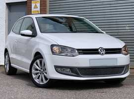 Volkswagen Polo, 2010 (59) white hatchback, Manual Petrol, 40,861 miles