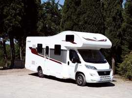 2021 Motorhome for hire Scarborough Sleeps 4 adults & 3 kids